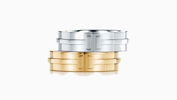 Unisex Ringe von Tiffany