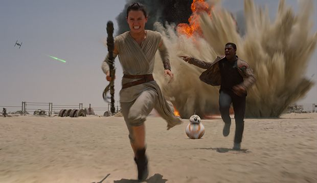 """Unser Filmtipp """"Star Wars: Das Erwachen der Macht"""""""