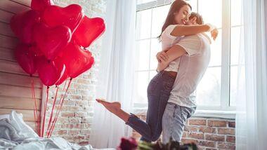 Unsere Ideen für den Valentinstag können Sie auch fernab des Tages der Verliebten nutzen.