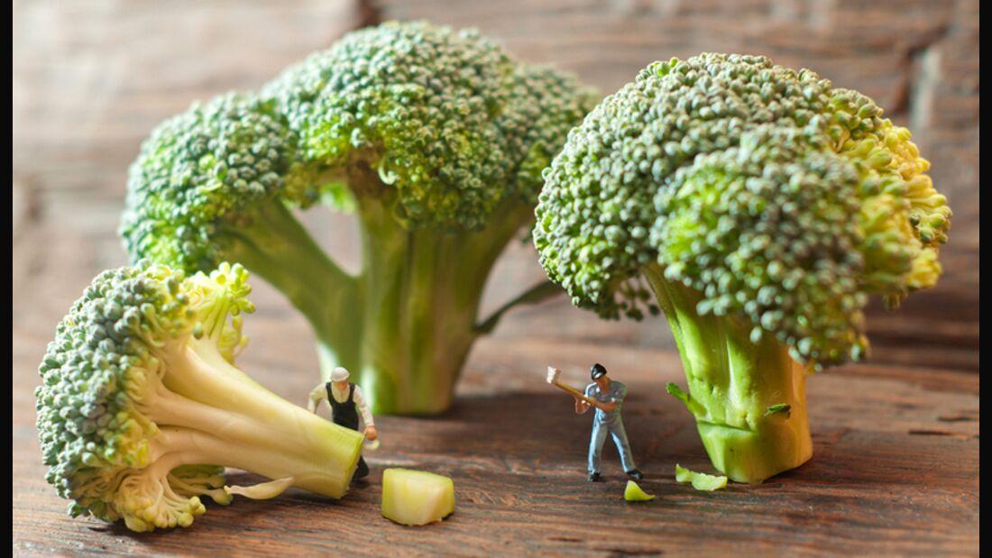 Unsere besten Brokkoli-Rezepte aus der Rezeptdatenbank