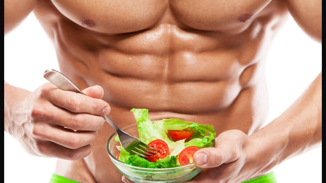 Vegetarischer Ernährungsplan für Profis