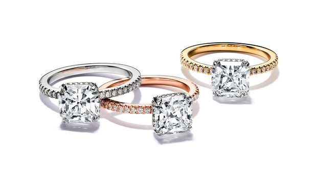 Verlobungsringe von Tiffany