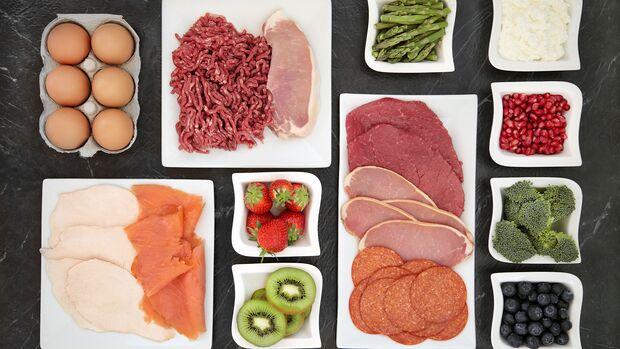 Viel Protein, wenig Carb = viel Muskelaufbau, wenig(er) Fett