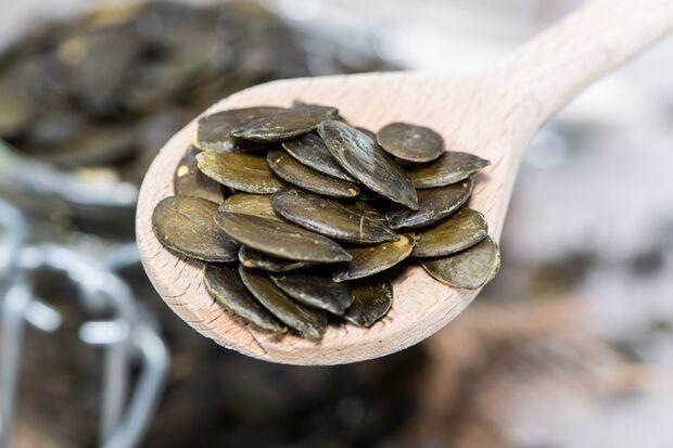 Viele Ballaststoffe im Salat halten lange satt