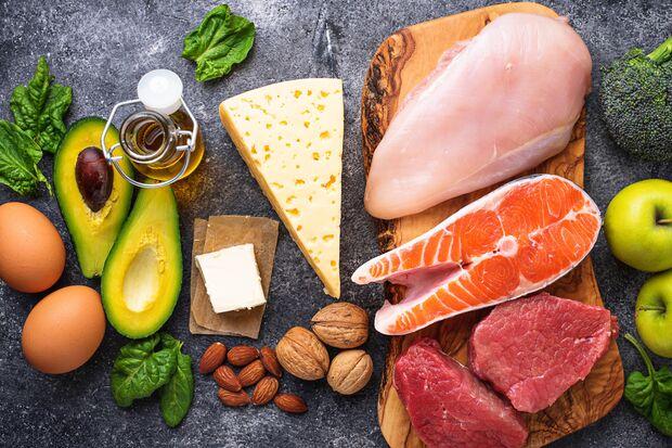 Viele Lebensmittel sind Low Carb geeignet