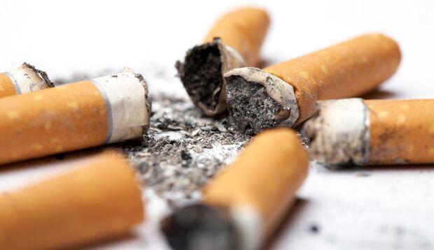 Viele Raucher schätzen das Gesellige am Rauchen