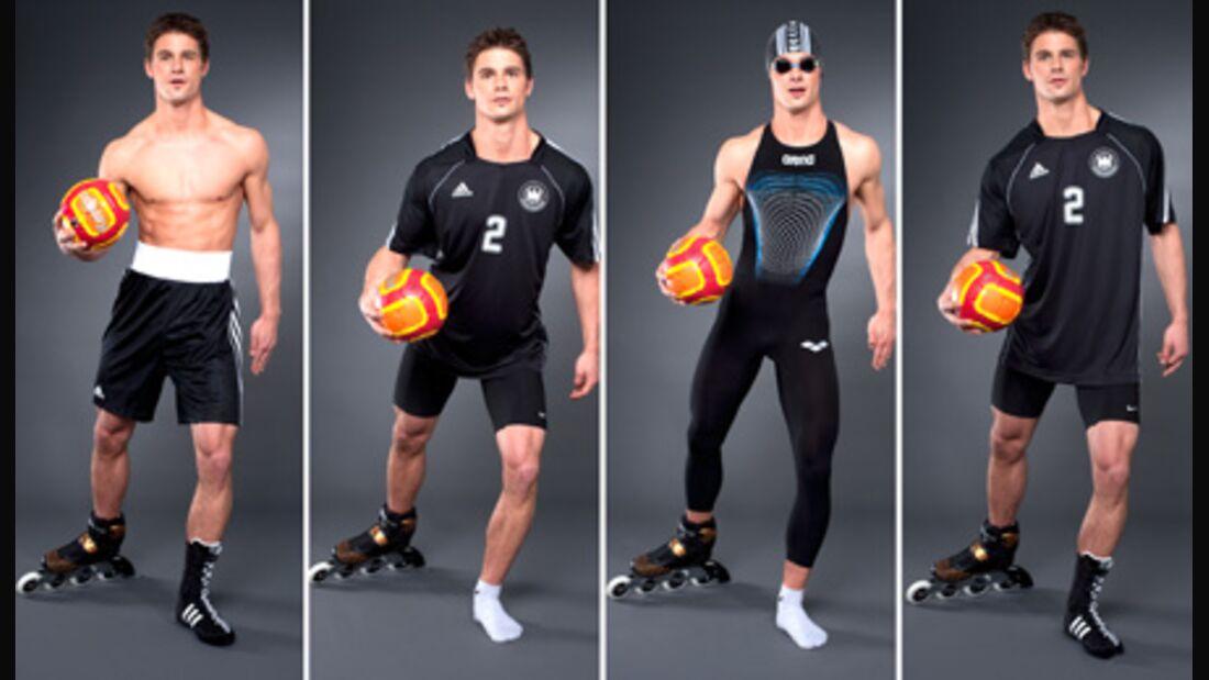 Vier Sportarten, die mehr Abwechslung in Ihre Laufrunde bringen