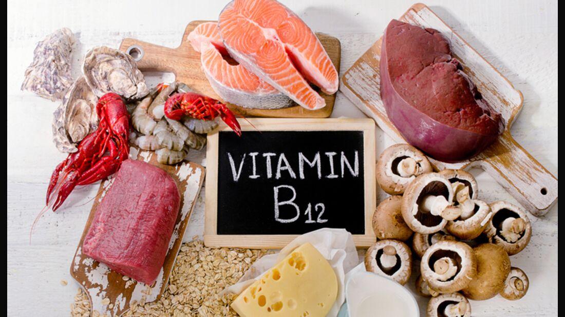 Vitamin B12-Lebensmittel gibt es zum Glück viele