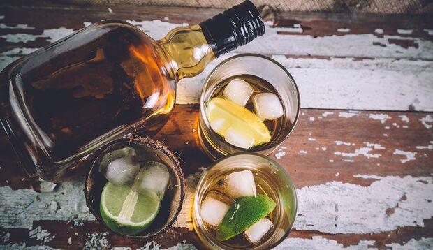 Vorsicht bei Alkohol aus dem Nicht-EU-Ausland: Nur 1 Liter Spirituosen ist erlaubt