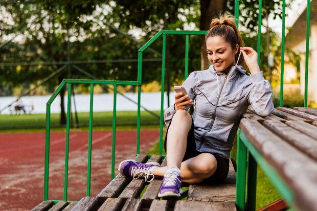 Vorteil von Online-Dating: Es geht überall