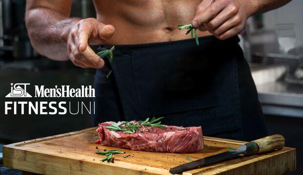 Die besten Tipps gegen Muskelabbau - MEN'S HEALTH