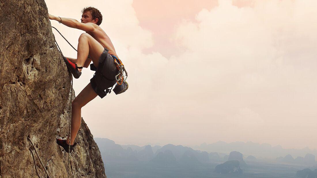 Warum Sie sich endlich aus Kletterhalle an den Fels wagen sollten