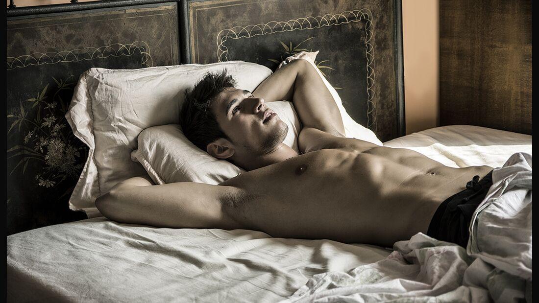 Warum junge Männer aufhören zu masturbieren