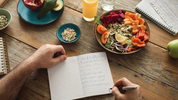 Was bedeutet gesundes Essen?
