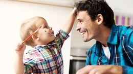 Was macht einen guten Vater aus? Auf diese Frage gibt es mehr als nur eine Antwort.