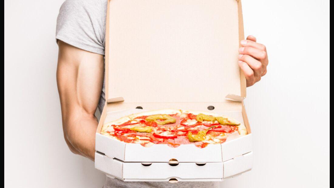 Was sas beste Essen am Cheat Day für Sie ist, entscheiden Sie nach Lust und Laune