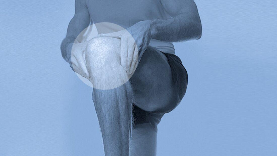 Was tun bei Knieverletzungen?