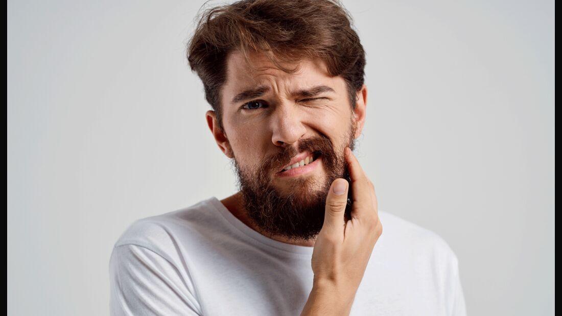Was tun, wenn der Bart juckt?