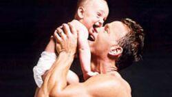 Was vererbt ein Vater?