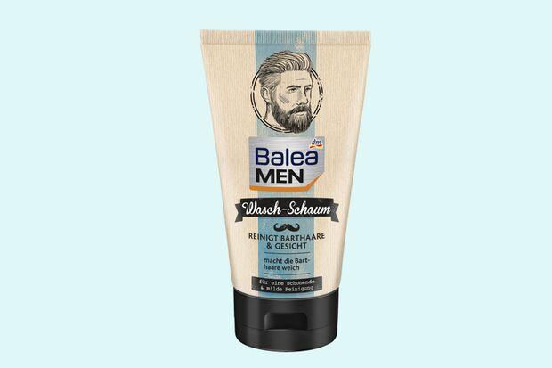 Waschschaum für den Bart von Balea Men