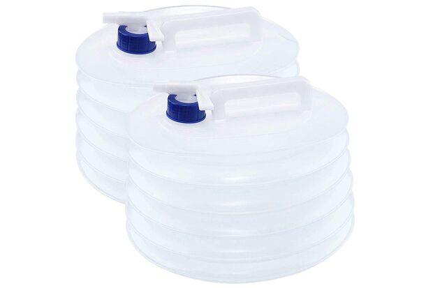 Wassertank aus Plastik