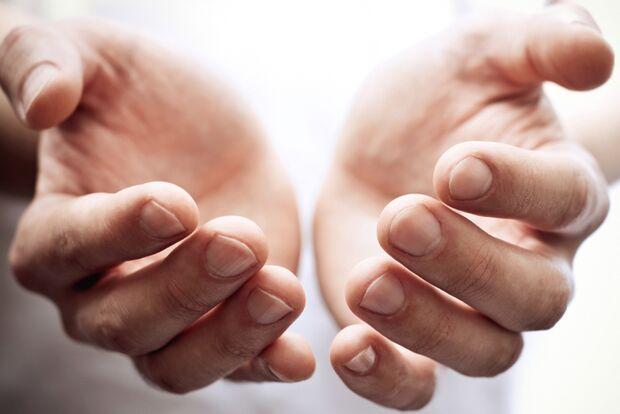 Wechseln Sie beim Onanieren mal die Hand