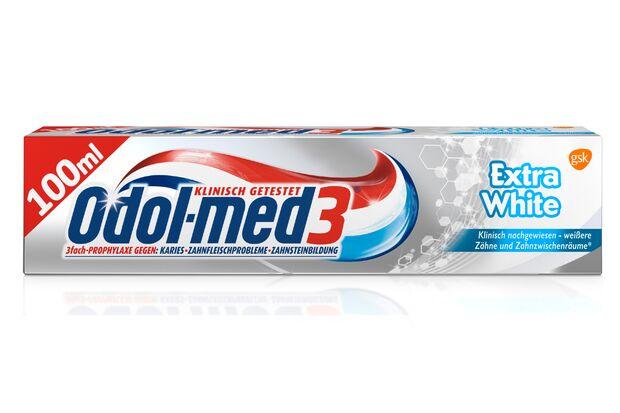 Weiß-Zahncreme im Test