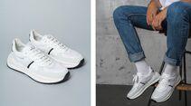 Weiße Sneaker SS 2021 / Copenhagen