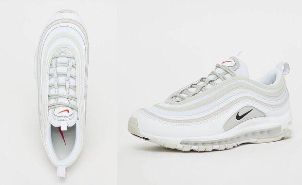Weiße Sneaker SS 2021 / Nike