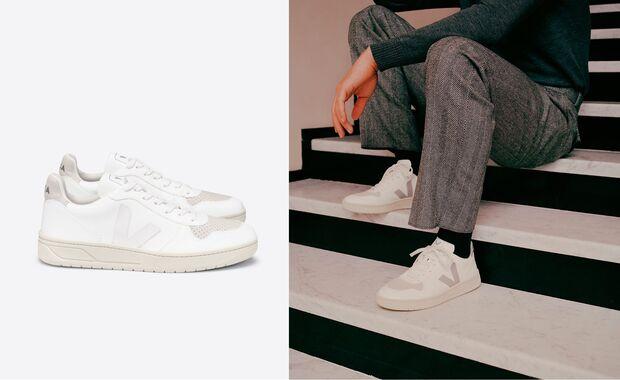 Weiße Sneaker SS 2021 / Veja