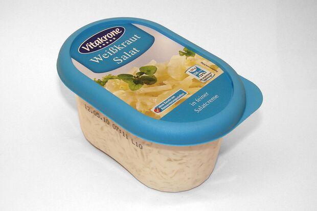 Weißkrautsalat von Vitakrone