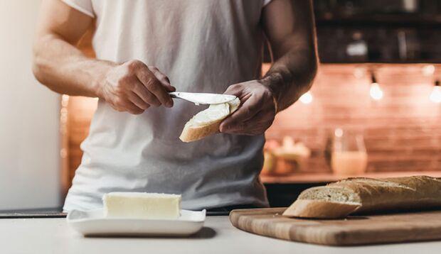 Weißmehlprodukte sind keine gute Wahl am Frühstückstisch
