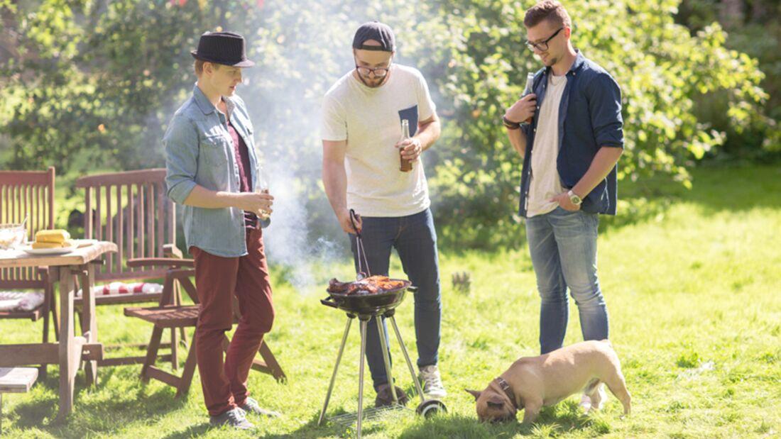 Welcher Grill für welchen Typ: Die beliebtesten Grill-Typen im Check