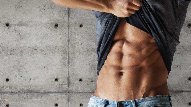 Wenig Fett, viele Muskeln – mit diesem Body muss sich niemand verstecken