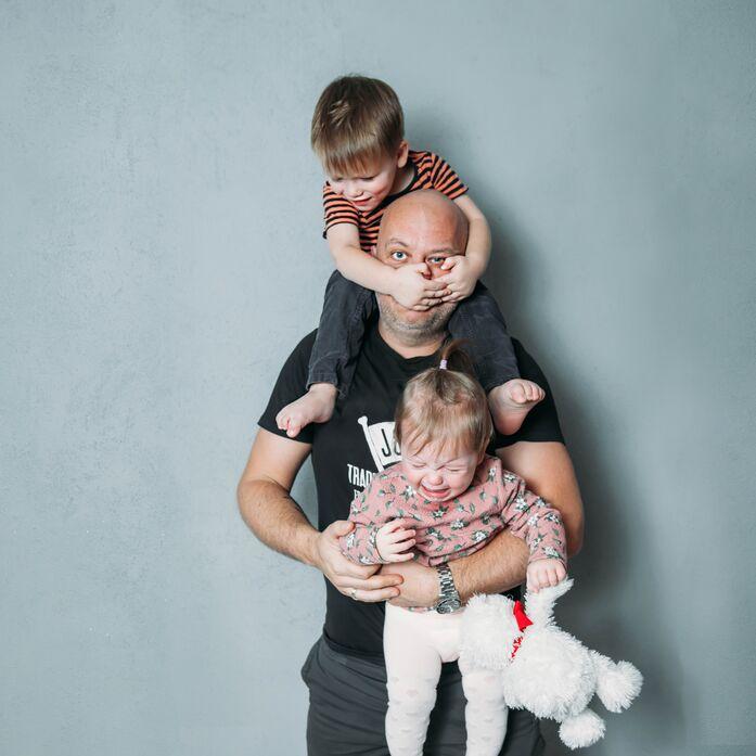 Wer Kinder hat weiß, dass es zu Beginn und am Ende eines Tages immer am stressigsten für alle Beteiligten ist