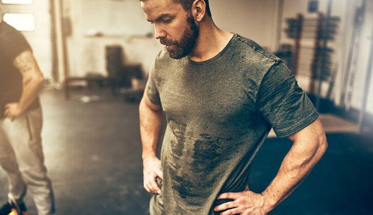 Übungen zur Fettverbrennung schneller Männer