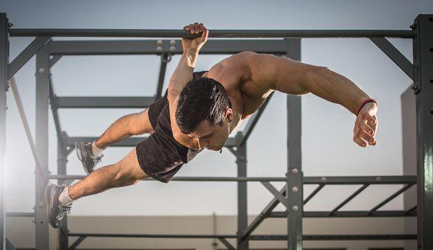 Wer an ausgeglichenen Muskelverhältnissen festhält, kann Außergewöhnliches leisten