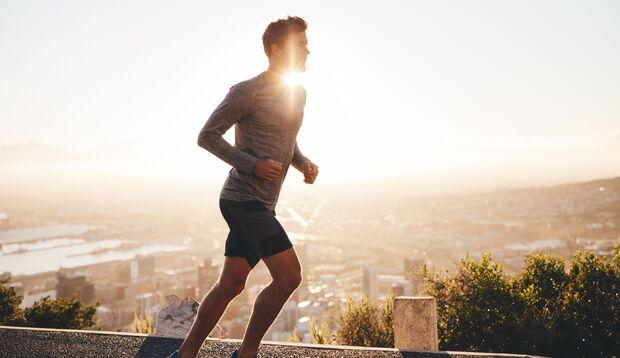 Wer den Tag mit einem Aufenthalt im Freien startet, ist tagsüber fitter
