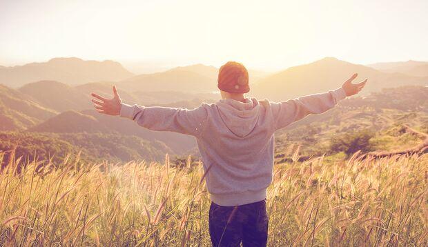 Wer ehrlich sagen kann, dass er glücklich ist, sollte nichts ändern.