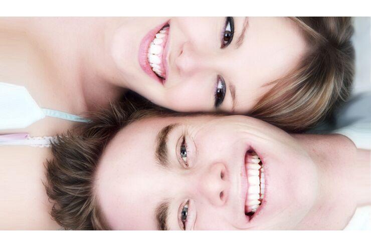 Zahn gezogen essensreste in wunde
