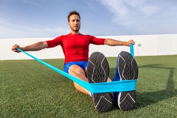 Wer seine obere Rückenmuskulatur trainiert, fördert indirekt sein Lungenvolumen