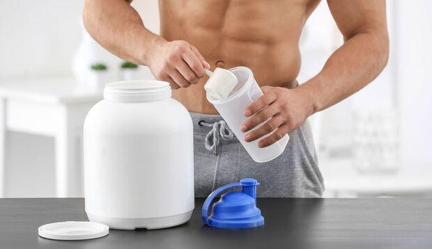 Wer ständig unter Protein Farts leidet, sollte mal das Eiweißpulver wechseln