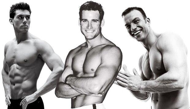 Werden Sie Men's Health-Cover-Model!