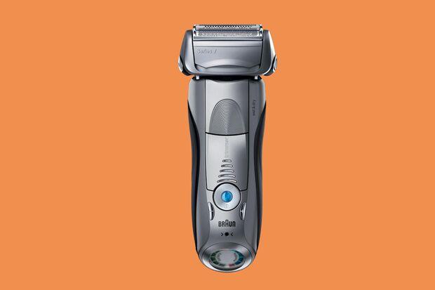 Wet & Dry Rasier von Braun für eine gründliche Rasur