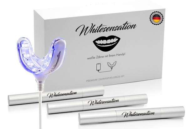 Whitening Kit von Whitesensation