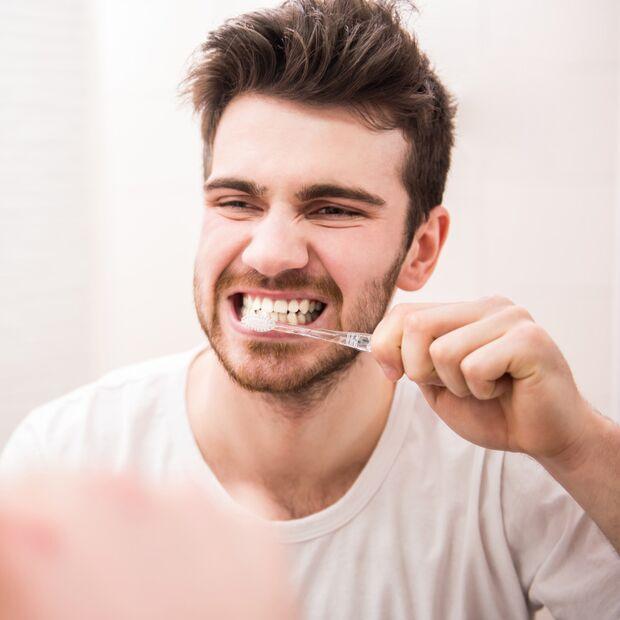 Whitening-Zahncremes können schaden