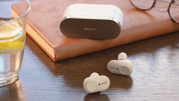 Wichtigstes Feature der WF-1000XM3-Kopfhörer: Active Noise Cancelling