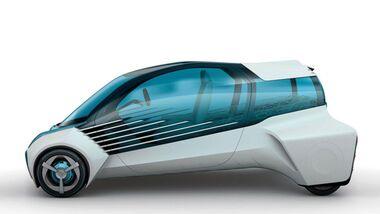 Wie funktioniert der Auto-Antrieb der Zukunft?