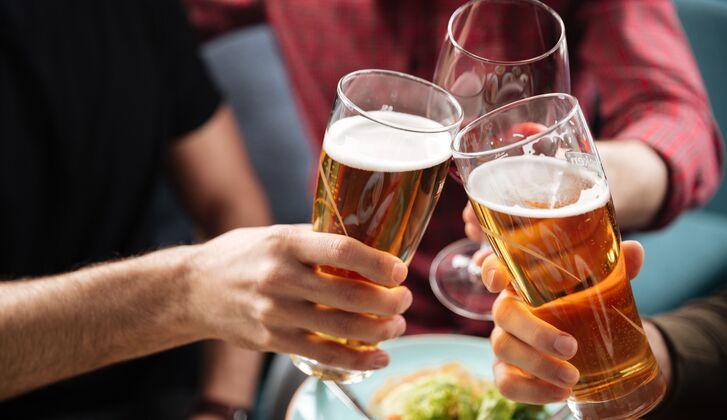 Alkoholfreies weizen gesund