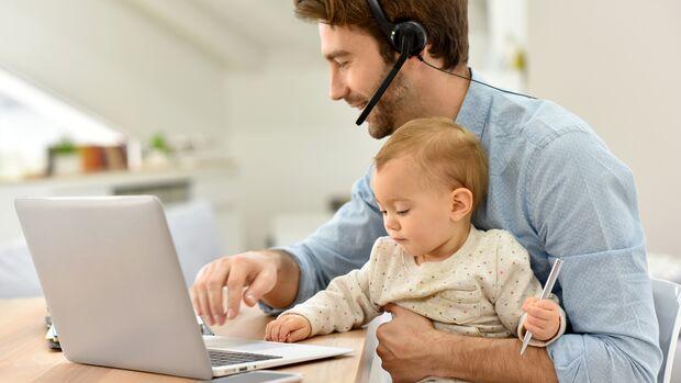 Wie kann ein produktives Arbeiten im Home-Office mit Kindern gelingen?